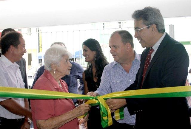 Colégio Djenal Tavares de Queiroz é reinaugurado