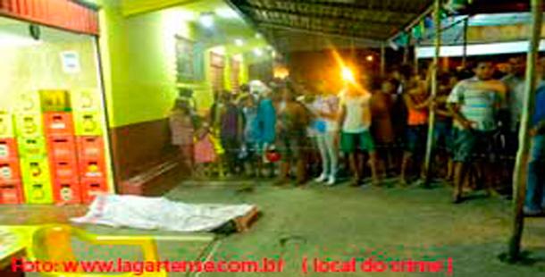 Empresário de Lagarto é executado a tiros