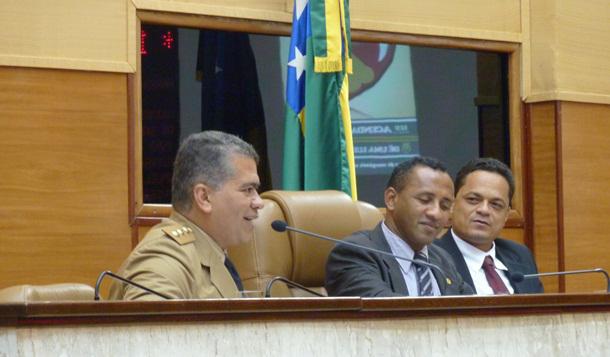 PRF destaca campanha educativa  na Assembleia Legislativa