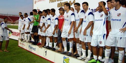 River Plate empata com o São Domingos e vence o Sergipão 2011