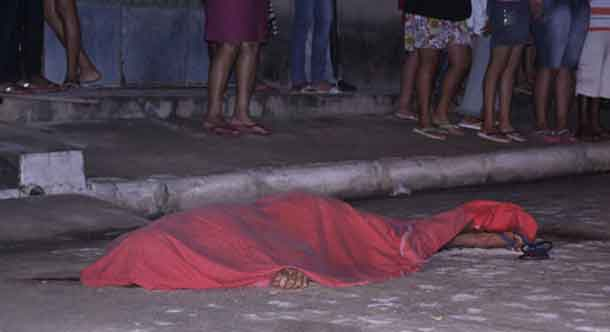 Homem é morto a facadas no povoado Brasília