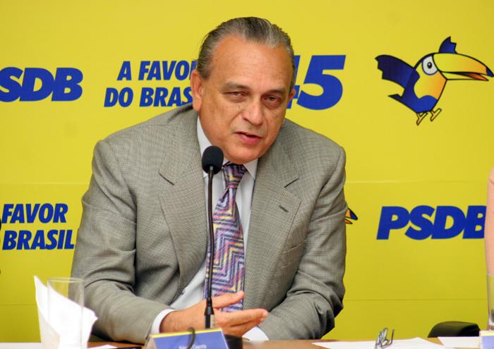Sérgio Guerra desmarca visita a Sergipe e PSDB local segue indefinido