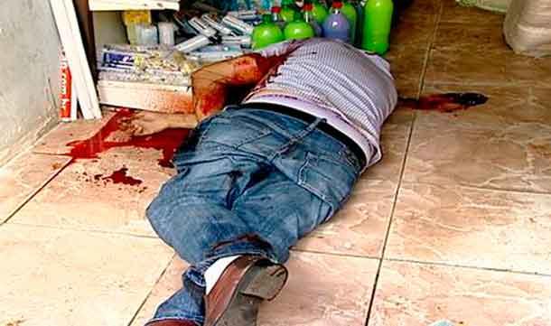 Itabaianense é assassinado na cidade de Laranjeiras