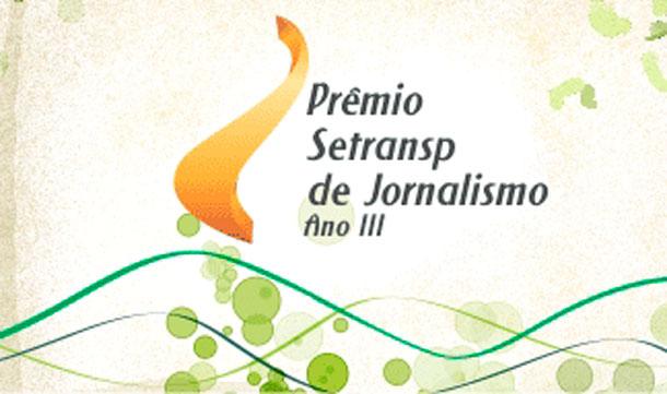 Mudança na categoria Fotografia do Prêmio Setransp de Jornalismo