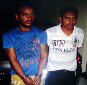 """""""Irmãos da boca"""" comandavam dois pontos de drogas em Lagarto"""