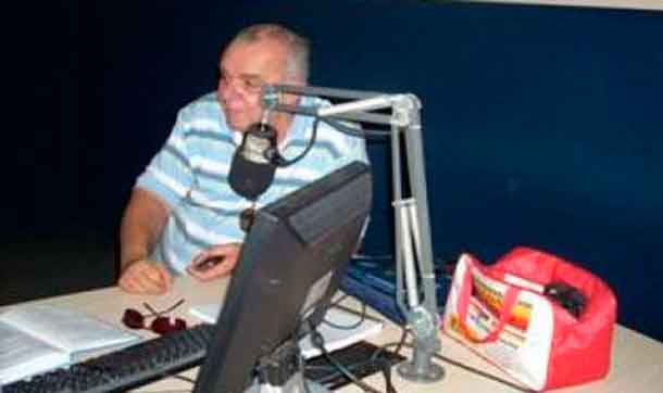 Morre radialista Carlos Rodrigues