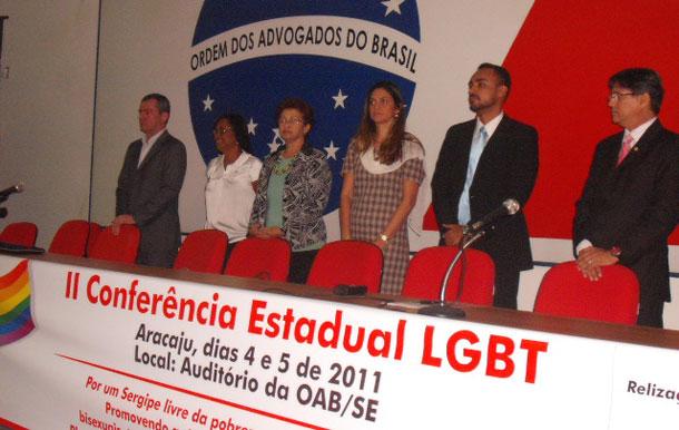 II Conferência Estadual LGBT rumo ao Nacional