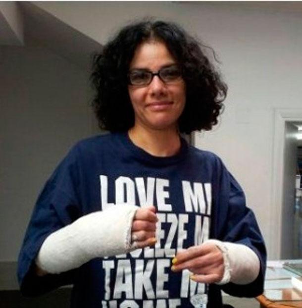 Jornalista relata abusos e espancamento por parte dos oficiais egípcios