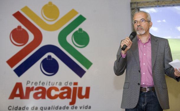 Prefeito de Aracaju faz balanço positivo de 2011