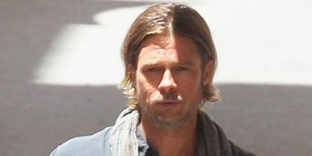 Filme de zumbi com Brad Pitt pode virar trilogia