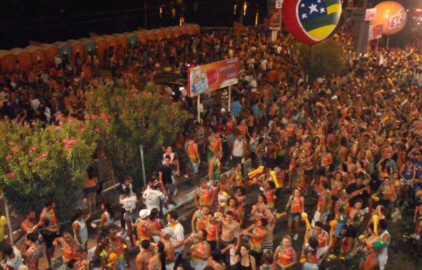 Pré-Caju deixa saudades mas a folia tem data marcada para 2013