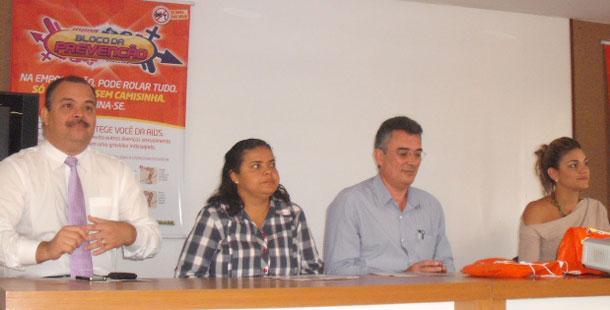 Secretário de Saúde destaca o ' Bloco da Prevenção' neste Pré-Caju