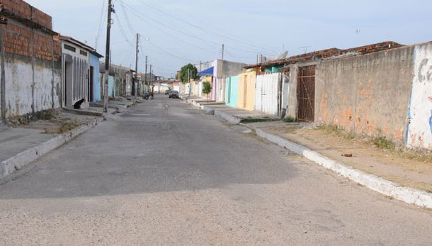 Socorro recupera malha viária do município
