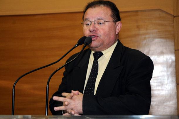 Dep.Gilmar Carvalho foi homenageado como parceiro da Biometria