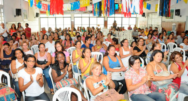 Começa o ano 2012 para os estudantes de Socorro