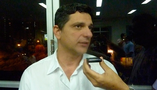 Rogério parabeniza governador por dar nome de José Eduardo Dutra a conjunto