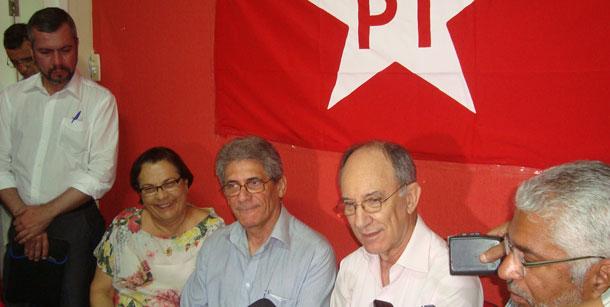 Presidente nacional do PT defende que a seleção se dê por prévias