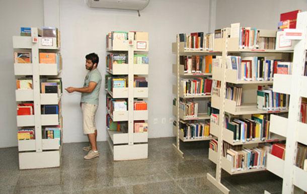 Maioria dos brasileiros nunca frequentou uma biblioteca