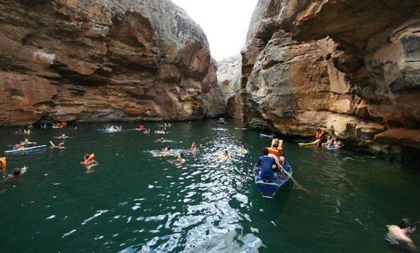 Sergipe é destaque por suas belezas naturais