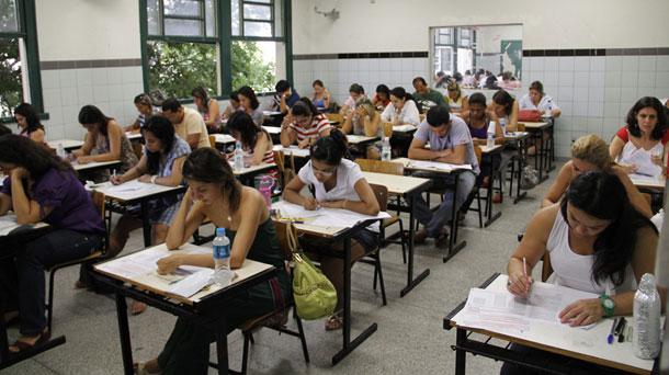 Candidatos já podem conferir gabarito da prova do magistério