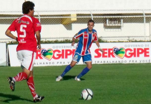Itabaiana e Sergipe fazem o clássico da 9ª rodada pelo sergipano 2012