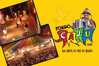 Prefeitura de Aracaju emite NOTA  sobre programação falsa do Forró Caju 2016