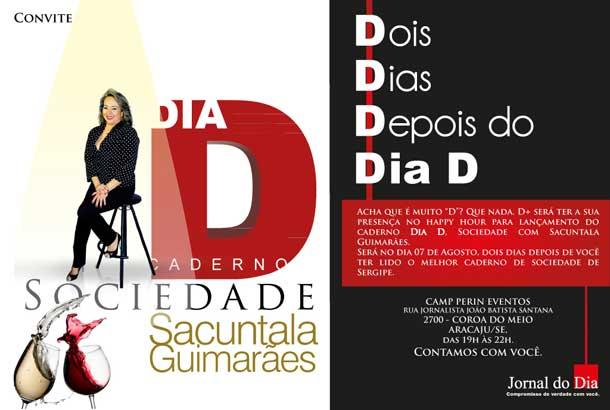 """A sociedade de Sergipe estará no dia """" D""""…"""