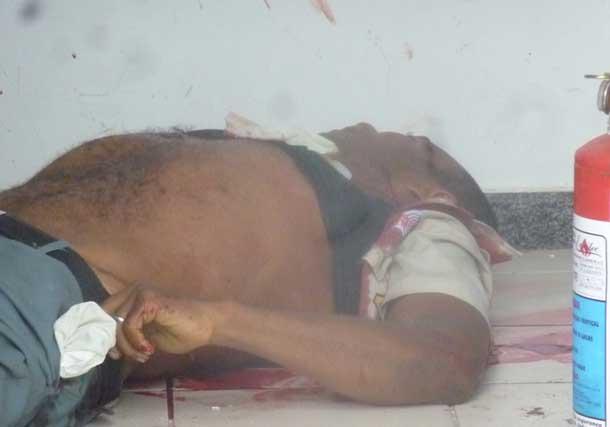 """Vigilante morre em tiroteio com bandido """" VEJA O VIDEO"""""""