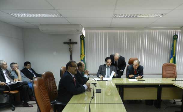 Assembléia anuncia prazo limite para a sabatina de Belivaldo Chagas