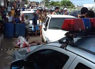 Taxista é assassinado com um tiro no ouvido na zona sul de Aracaju