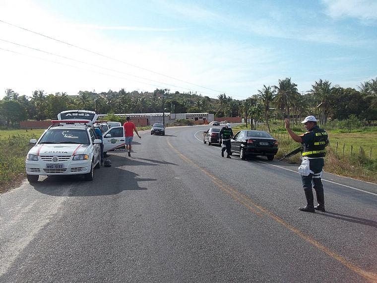 CPTran realiza operação em Lagarto