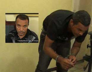 """Assaltantes de postos são presos pela policia de Sergipe """"Um de Alagoas e outro de Rondônia"""