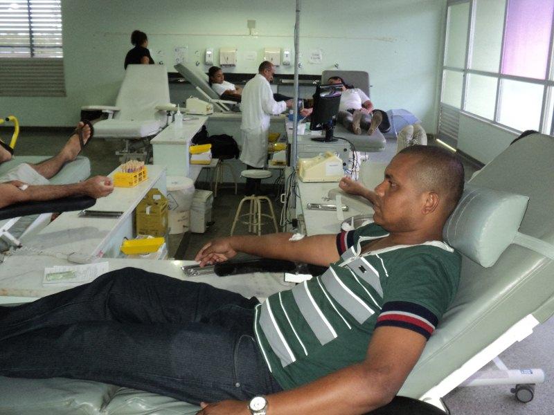 Hemocentro inicia campanha incentivando doação de sangue das mães