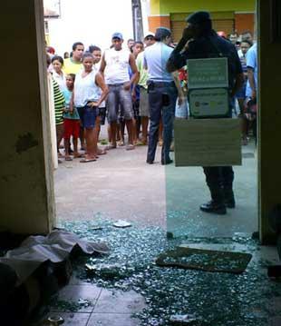 Policia consegue prender bandidos que assassinaram covardemente vigilante de banco ( VIDEO MOSTRA COMO MORREU O SEGURANÇA )