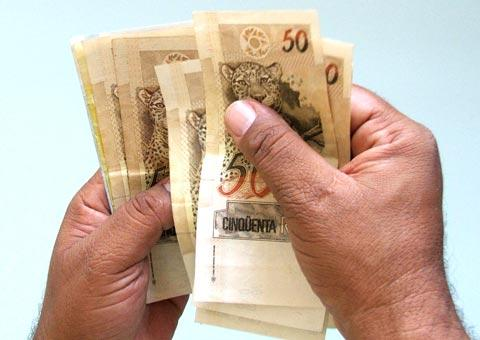 Estado inicia pagamento na próxima segunda,  30