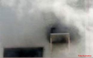 Princípio de incêndio em hospital de Aracaju por pouco não mata mãe de jornalista