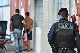 Polícia encaminhou mais de 3 mil presos ao sistema prisional em 2012