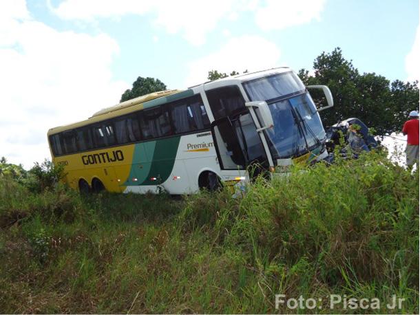 Policiais de Sergipe morrem em acidente grave na BR101