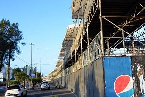 Defesa Civil faz vistoria no Pré-Caju