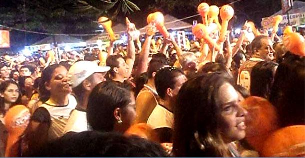 Pré Caju 2013: Segundo dia festa. Veja mais fotos!