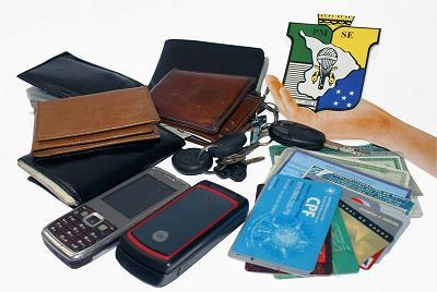 PM divulga relação de documentos perdidos no Pré Caju