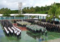 PM realiza promoção de Oficiais