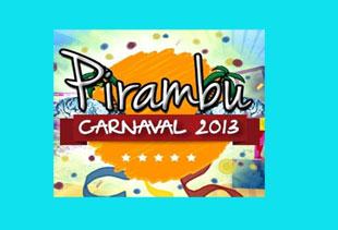 Programação Carnaval de Pirambu