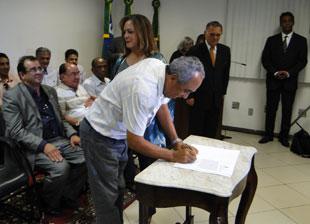 Prefeito João Alves assina nesta sexta-feira ordem de serviço para começo imediato