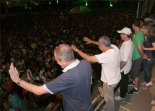 Sai a programação do Carnaval de Aracaju 2015