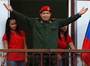 """Aos 58 anos """"Morre Hugo Chavez"""""""