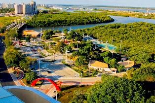 Parque dos Cajueiros já compõe rotina do aracajuano