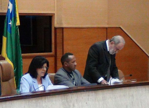 Deputados zeram pauta na última sessão do semestre