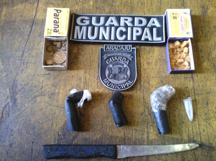Guarda Municipal prende traficantes de drogas