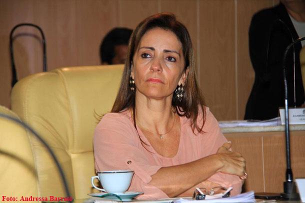 Vereadora diz que prefeito valorizou o parlamento municipal